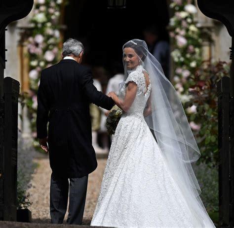 hochzeitskleid pippa pippa middleton ihr hochzeitskleid von giles deacon in