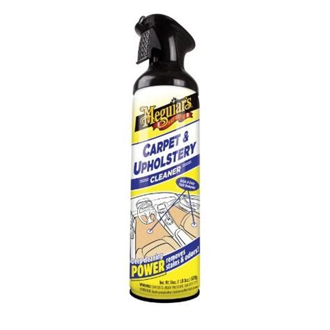 Meguiars Carpet Upholstery Cleaner by Meguiars Carpet Upholstery Cleaner 19oz Xxxg9719