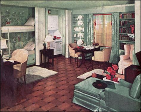 bell wether interior design 1930 s