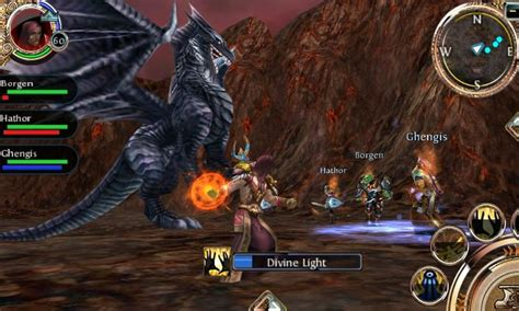 order and chaos review android rundown where