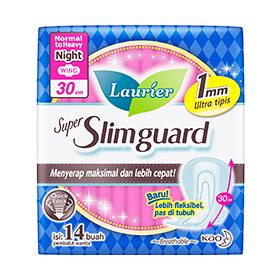 Laurier Active Day Maxi Wing 8s Laurier Cleanfresh Non kao indonesia laurier slimguard 30 cm 14