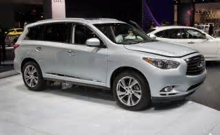 Infiniti Qx60 Car And Driver