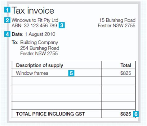 issuing tax invoices a must do pet industry