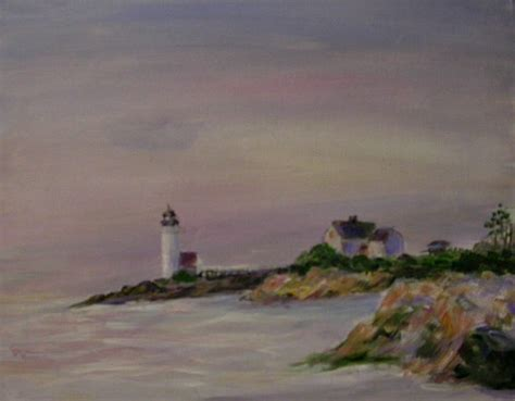 Paint Nite Nantucket Lighthouse In Stoughton Ma May
