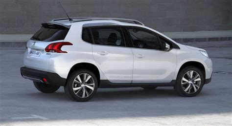 Peugeot 2008 Size Peugeot 2008 5 High Quality Peugeot 2008 Pictures On