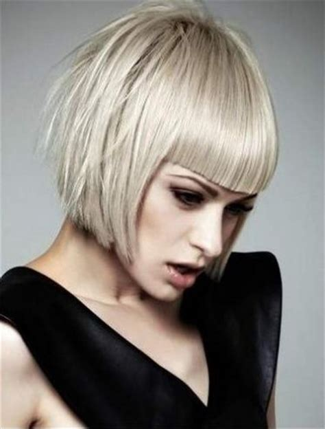 chin length trendy haircuts 1000 ideas about platinum bob on pinterest pastel