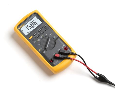 Multimeter Fluke 83 fluke 80 series v digital multimeters cetm