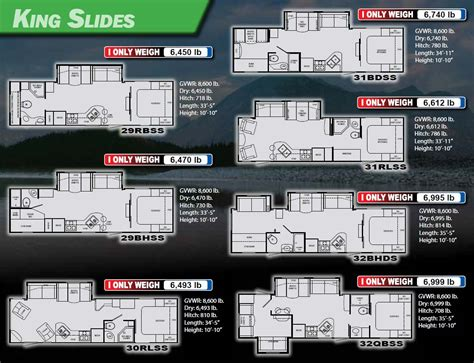 north trail rv floor plans heartland north trail travel trailer floorplans large