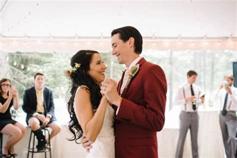 Handmade In New York - handmade lake house wedding in new york junebug weddings