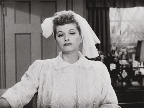 lucille ball i love lucy gif funny classic comedy 1950 lucille ball i love lucy