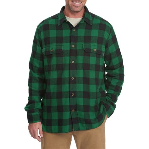 Flanel Tops woolrich oxbow bend flannel shirt s backcountry