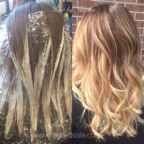 balayage hair color technique 17 best ideas about balayage technique on