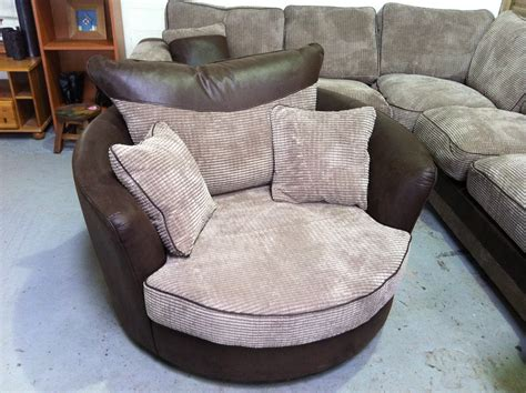 Armchair With Leg Rest Sofa With Swivel Chair Endearing Round Swivel Sofa Chair
