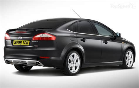 ford mondeo titanium x sport review 2008 ford mondeo titanium x sport picture 246117 car
