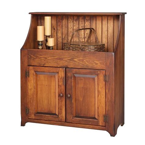 amish primitive dry sink storage cabinet cupboard antique