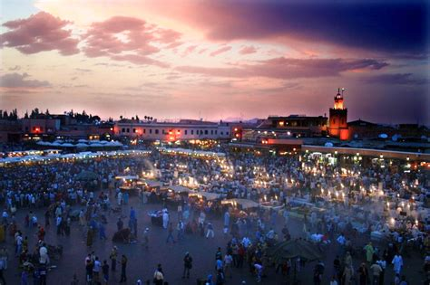 Search For In A City Info Marrakech City Travel