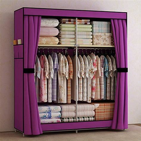 Cloth Wardrobe Closet Best 25 Portable Closet Ideas On Portable