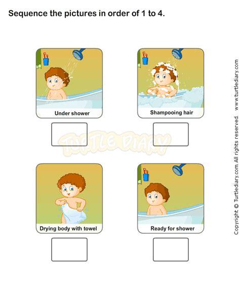personal hygiene worksheet 4 science worksheets grade
