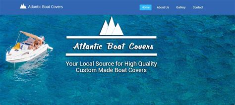 atlantic boat covers bimini tops boat upholstery boat - Boat Canvas Delaware