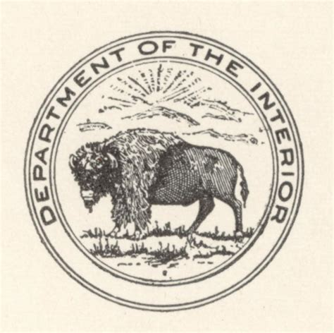 Of The Department Of Interior by File Us Deptoftheinterior Seal1937 Jpg Wikimedia Commons
