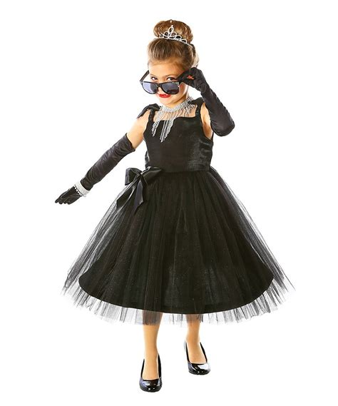 black  star dress  outfit kids  star dress