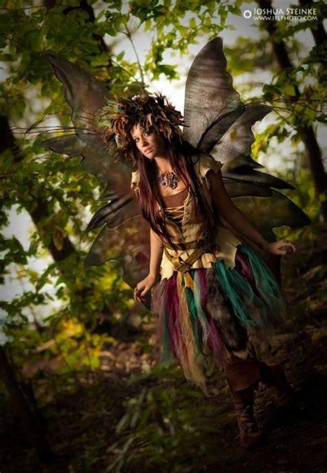 awesome woodland fairy costume  im