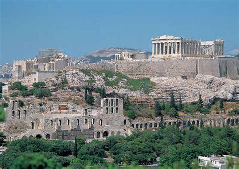 imagenes antiguas griegas dos modelos griegos totalmente contrapuestos atenas y