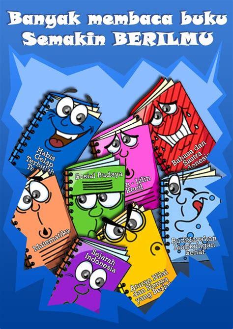 Buku Pendidikan Karakter Nabawiyah Pendidikan Karakter Anak Smp 17 contoh poster pendidikan menarik penjelasan gambar