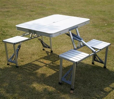 Portable Picnic Table by Best Portable Picnic Table Build A Basic Portable Picnic