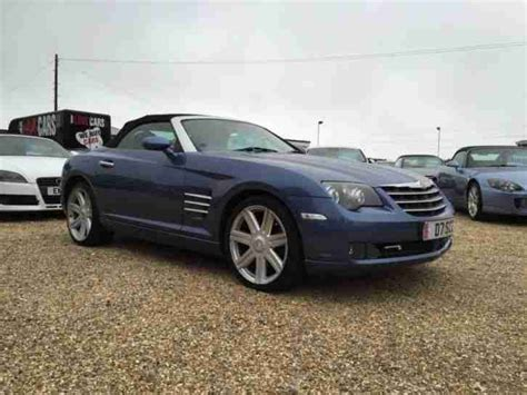 electronic stability control 2004 chrysler crossfire transmission control chrysler 2004 04 crossfire 3 2 v6 2d auto 215 bhp car for sale