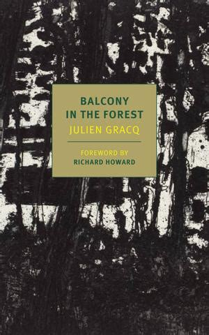 balcony in the forest new york review book books new york review books