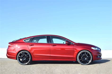 Auto Tuning 2015 by Ford Mondeo 2015 Tuning