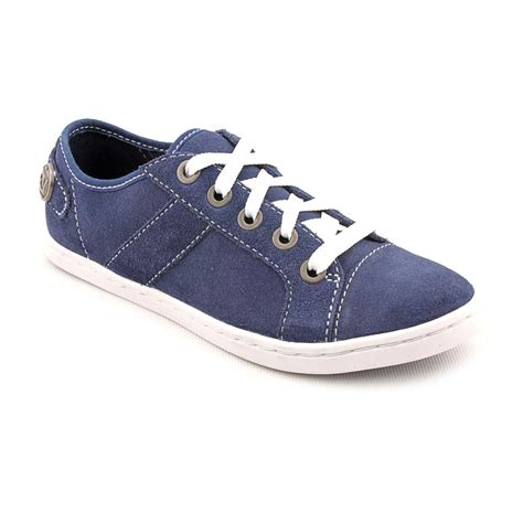 wide sneakers for rockport coralee womens blue wide sneakers shoes size 3 uk