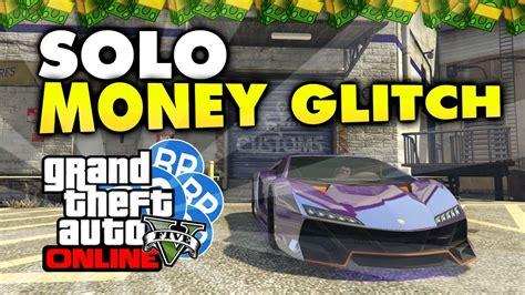 Gta Online Make Money Solo 2017 - gta 5 online solo money glitch best method 2017 youtube