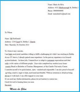 Se Cover Letter trabalhando na irlanda estudar no exterior interc 226 mbio