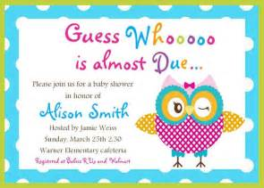 baby shower invitation templates word baby shower ideas