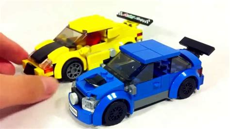 subaru lego lego subaru wrx moc