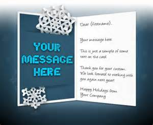 messages from business ecards for business