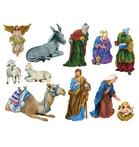 nativity cut out images reverse search