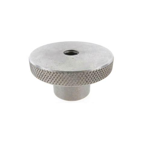 metal knob knurled knob reamed knob icg