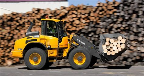 lg volvo construction equipment recycling product news