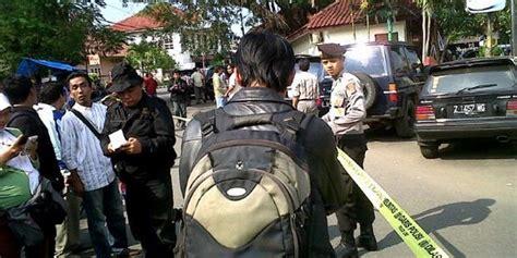 Operasi Gelang Tasbih masih ada serpihan di tubuh kapolresta kota bandung