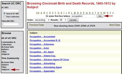 Cincinnati Birth And Records Cincinnati Birth And Records Digital Collections And Repositories Uc Libraries
