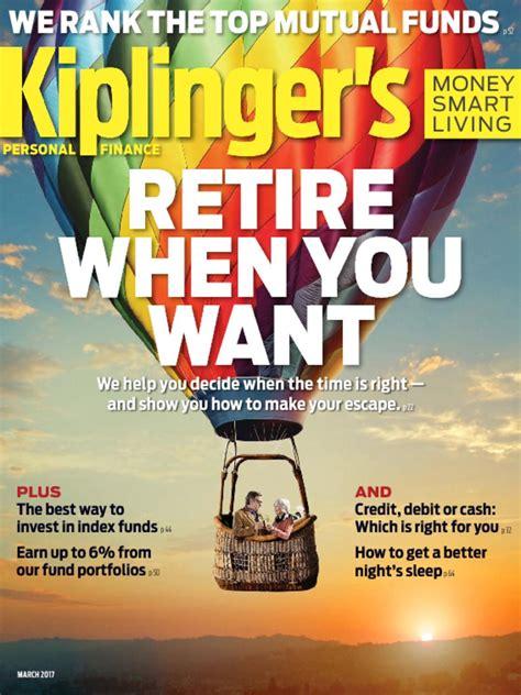 Kiplinger Finance Letter kiplingers