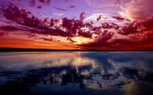 Landscape Pictures Of Sunset Sunset Landscape Lake 2560x1600