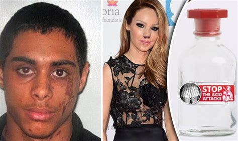Acid Boyfriend piper s acid attack thug denied parole as he plans for luxury south american escape uk