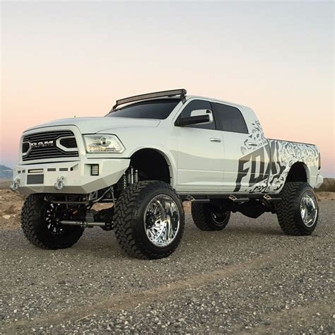 cummins truck lifted 2015 ram 2500 laramie lifted sema truck trucks