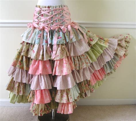 Patchwork Fashion - patchwork skirt patterns 171 free patterns