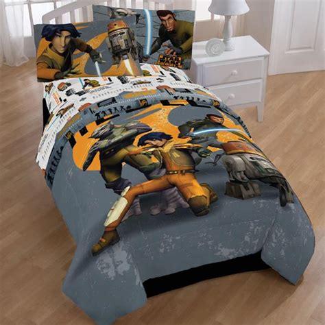 star wars toddler bedding star wars rebels defeat the empire kids bedding