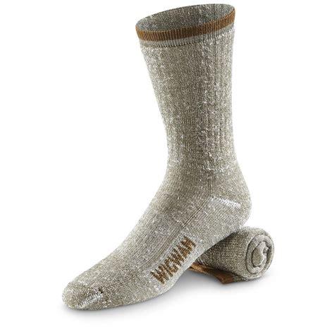 wigwam merino wool comfort hiker socks wigwam unisex merino comfort hiker socks 670698 socks